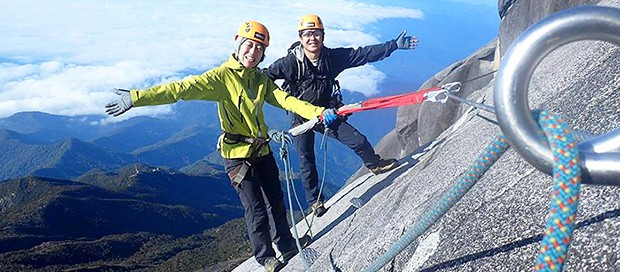 mount kinabalu, lows peak, downbelow marine and wildlife adventures, malaysia, highest point, kota kinabalu, borneo, laban rata plateau, via ferrata, lows peak circuit, unesco designated, world heritage site, kinabalu national park, world guinness record