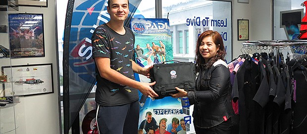 Go PRO diver, PADI Divemaster, continuing education, internship program, internship, intern, CrewPak, PADI Open Water Scuba Instructor, PADI Instructor, diving education, dive educator