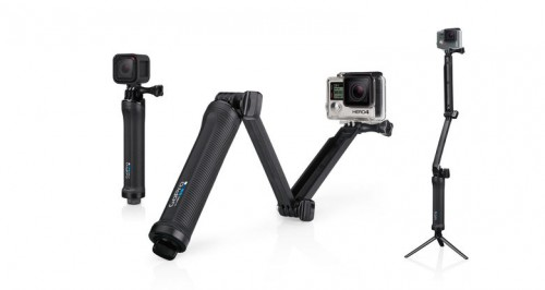 3-Way GoPro Camera Mount