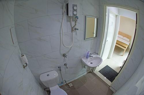 Double Family Room Bathroom