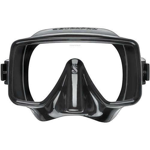 Scubapro Frameless Black Mask