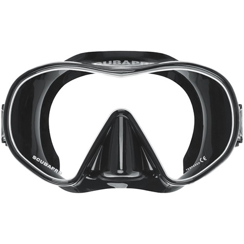 Scubapro Solo Black Mask
