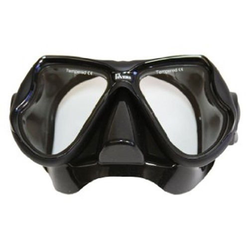 Seapro Double Lens Black Mask