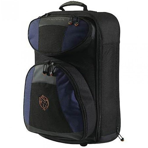 Akona Carry-On Roller Bag