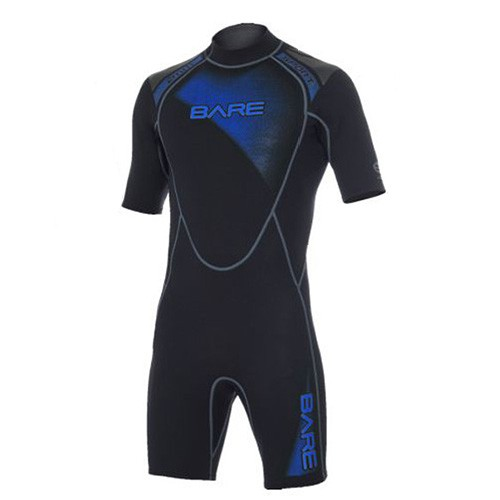 Bare Sport S-Flex 2mm Shorty Wetsuit
