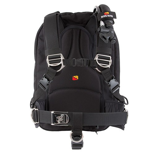 Diverite TravelPac BCD