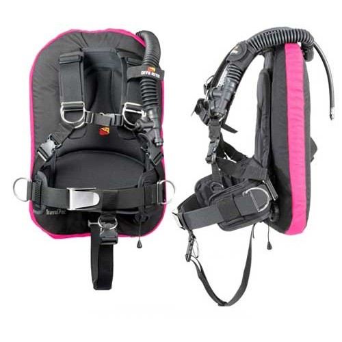 Diverite TravelPac BCD (Pink)