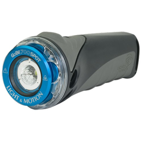 Light & Motion GoBe S 700 Spot Dive Light