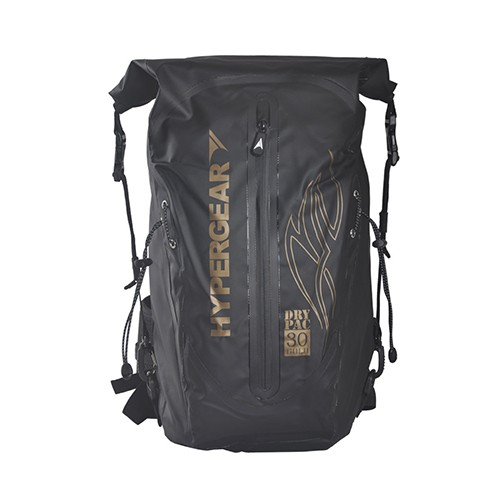 Hypergear Dry Pac Gold 30L Waterproof Backpack