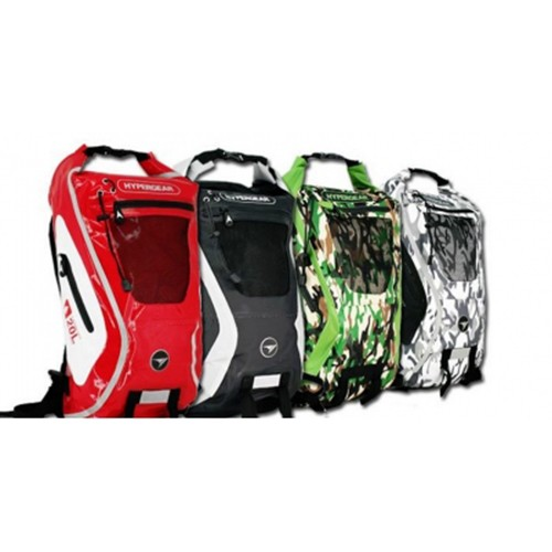 Hypergear Dry Pac Tough 20L Waterproof Backpack