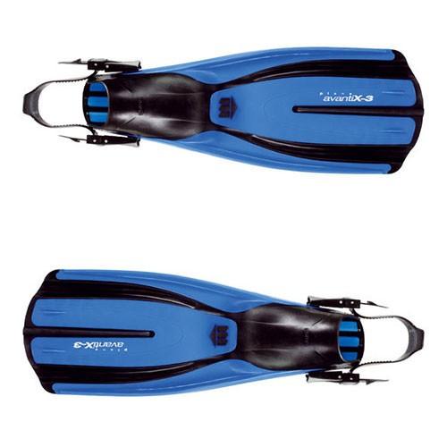 Mares Avanti X3 Open Heel Fin