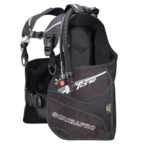 Scubapro T One Bcd Downbelow Adventures Borneo