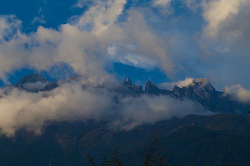 Plateau Mt Kinabalu