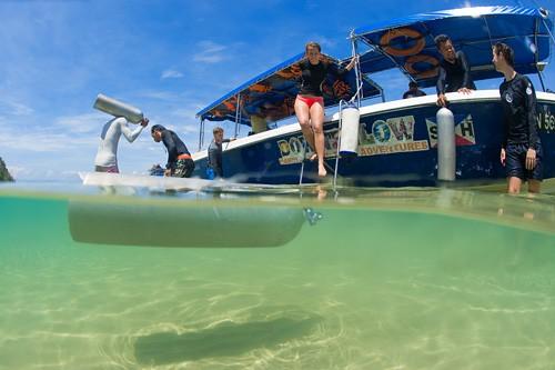 PADI Open Water Scuba Instructor Course