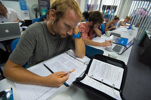 PADI Instructor Examination