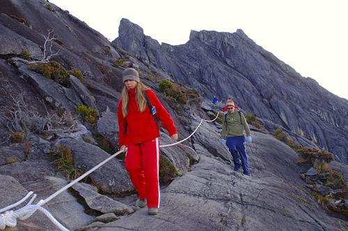 Summit Climb Mount Kinabalu