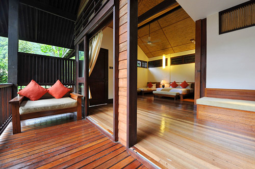 Borneo Rainforest Lodge - Standard Jungle View