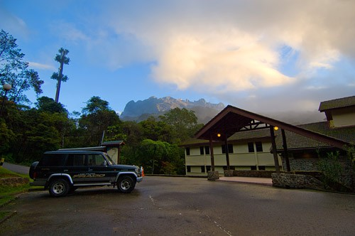 UNESCO World Heritage Site Kinabalu Park