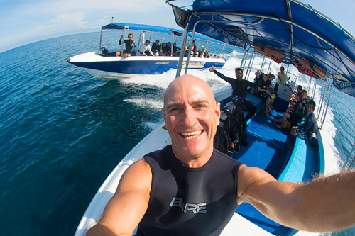 Richard Swann - Platinum PADI Course Director