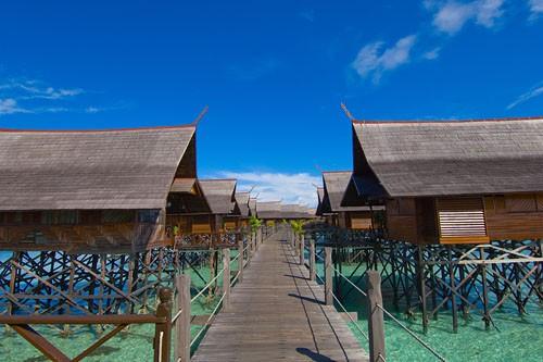 Sipadan Kapalai Dive Resort
