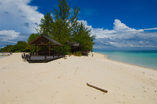 Lankayan is a small 4 Hectare Island