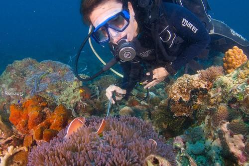 Master Instructor Joanne Swann Scuba Diving TARP