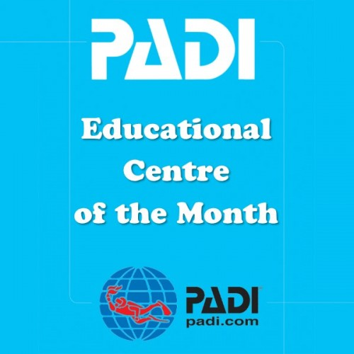 PADI Education Centre of the Month