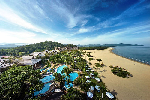 Shangri La Rasa Ria Resort & Spa