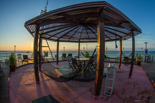 Seaventures Dive Resort Sundeck