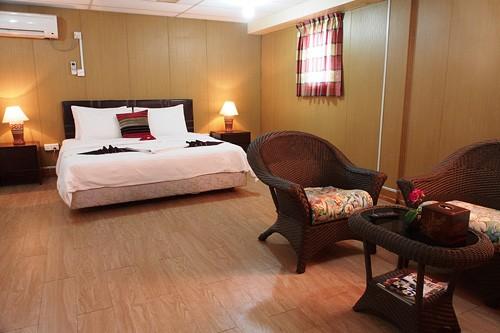 Seaventures VIP Room
