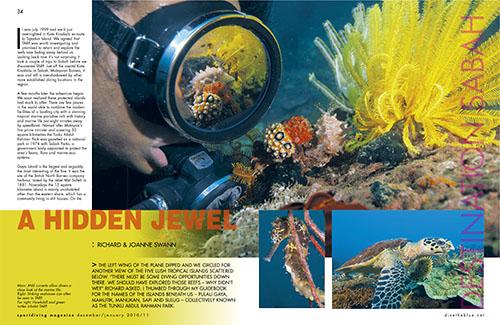 Sport Diving Magazine Issue143