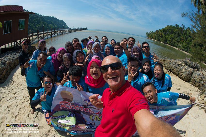 Politeknik Sandakan Marine Tourism