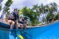 Scuba Diving Manukan Island Resort