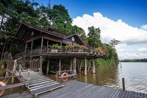 Kinabatangan River Premium Lodge