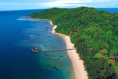 Stay & Learn To Scuba Dive Borneo
