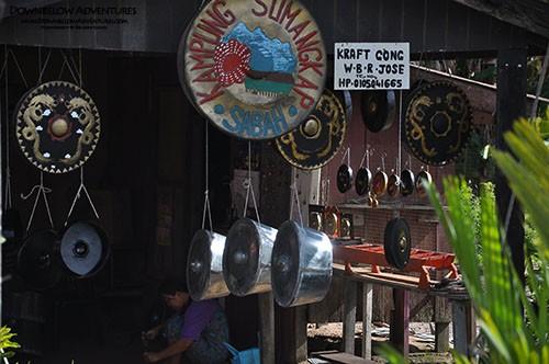 Kampung Sumangkap Gong Factory