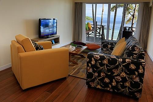 Hill Side Accommodation Manukan Island Resort