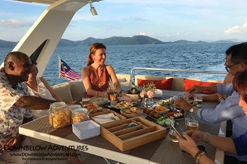 Exclusive Catamaran Charter