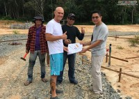 Downbelow Cattery Project for SPCA Kota Kinabalu