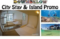 City Stay and Island Promo