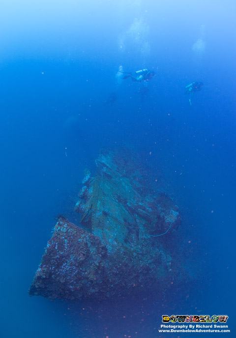 Remembering World War II Usukan Bay Shipwrecks.