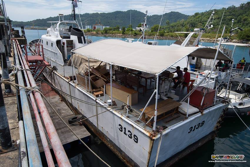 Behind the Sinking of KM Kuraman