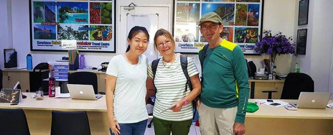 Safari Veterans Explore Borneo Wildlife