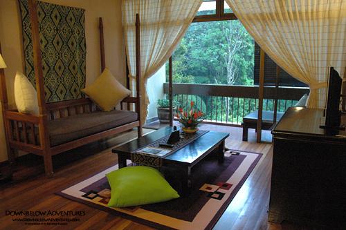 Kinabalu Park Accommodations