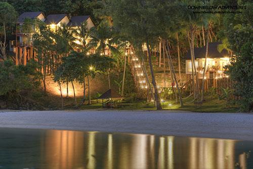 Manukan Island Hill Villa