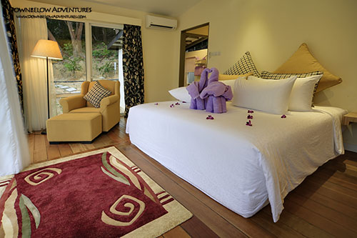 Hill Villa King Size Bedroom
