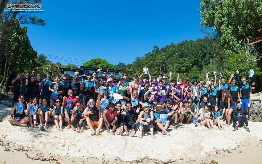 Marine Conservation Program with Rip Curl Malaysia
