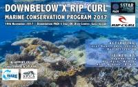Downbelow X Rip Curl Marine Conservation Program 2017