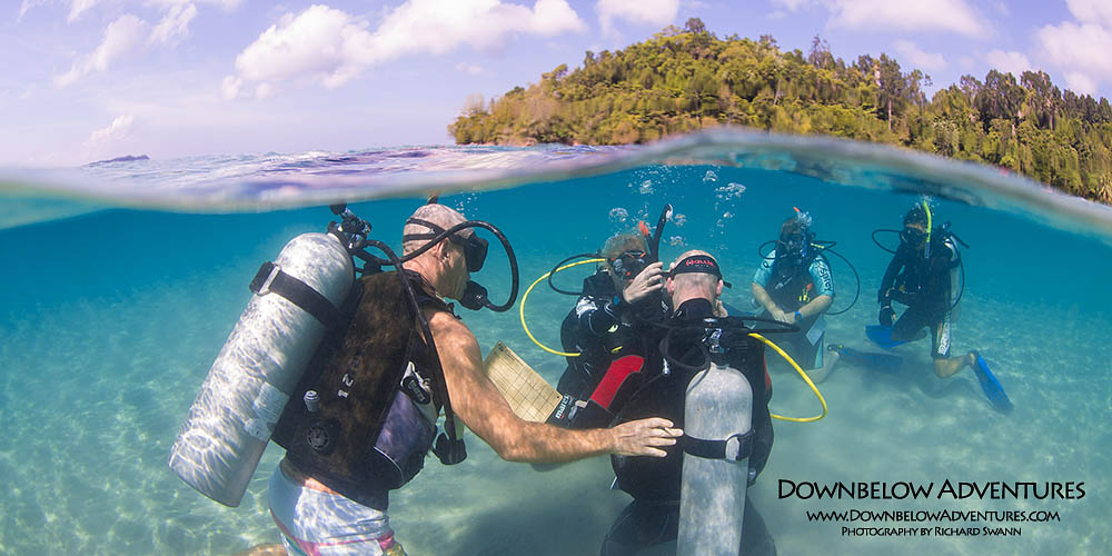 Success PADI Instructor Development Course
