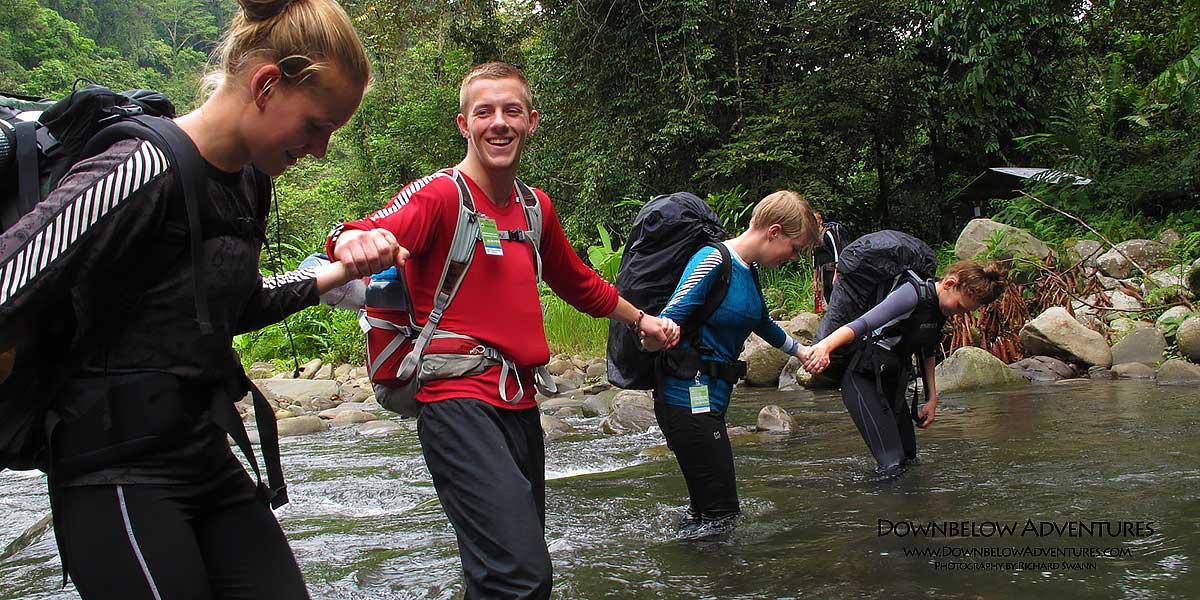 Salt Trails Jungle Trekking